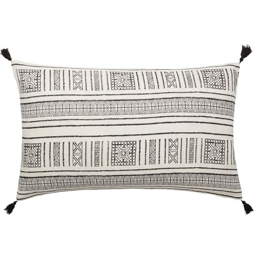 Gypsy Black Cushion