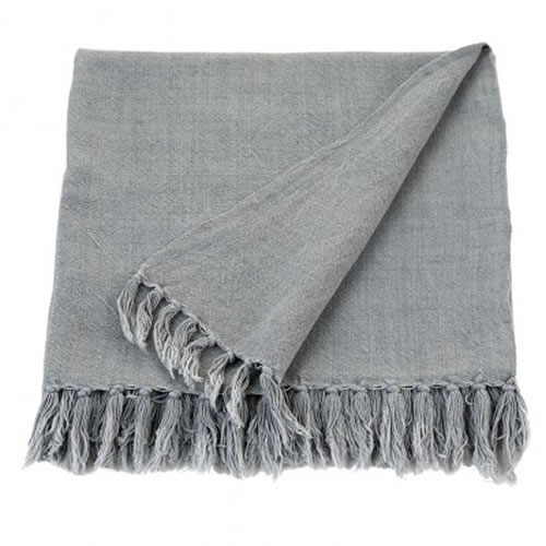 Hayman French Grey Throw