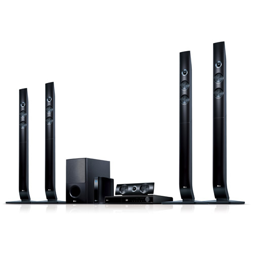 LG 3D HTB Wireless System