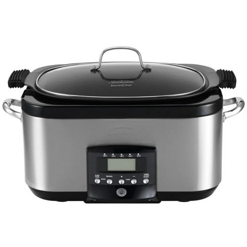 SecretChef Electronic Sear and Slow Cooker 5.5L