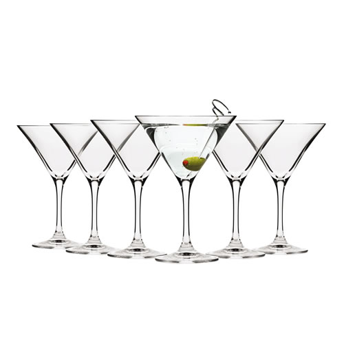 Vinoteca 150ml Martini Glasses