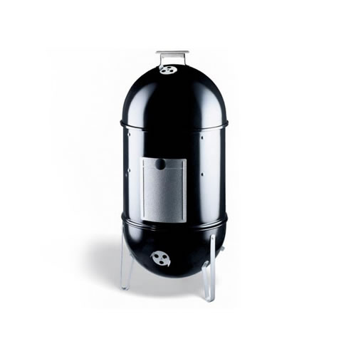 Smokey Mountain Cooker in Black