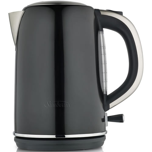 Sunbeam Simply Stylish 1.7 Litre Kettle Black