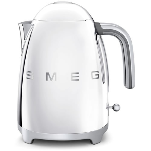 50's Style Kettle Stainless Steel
