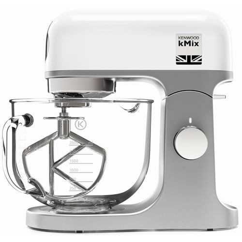 Kenwood kMix 5 Litre Kitchen Machine White