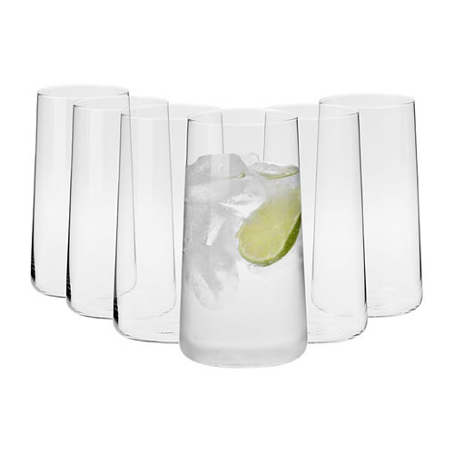 Krosno Vinoteca Tapered Tall Tumbler 540ml Set