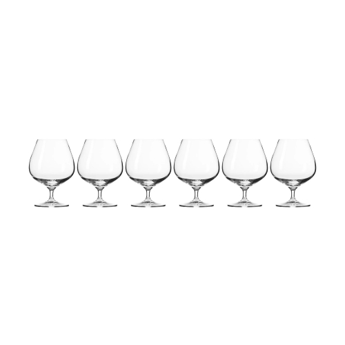 Harmony Cognac Glasses 550ML Set of 6