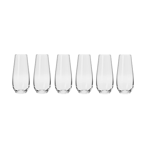 Harmony Stemless Flutes 203ML Set of 6