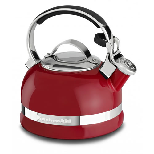 Stovetop Kettle in Empire Red