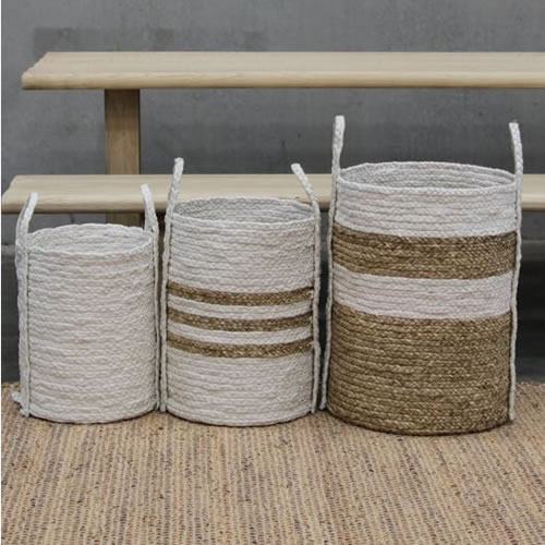 Merricks Baskets White