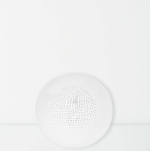 Dianna Porcelain Sphere Table Lamp - Small