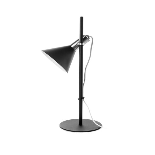 Odette Table Lamp in Black