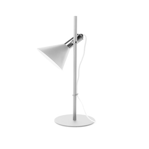Odette Table Lamp in White