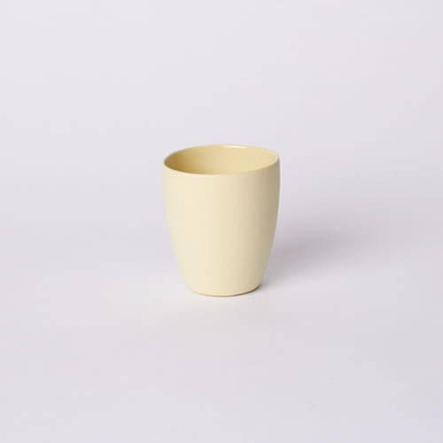Latte Cup in Citrus