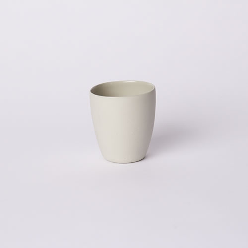 Latte Cup in Dust