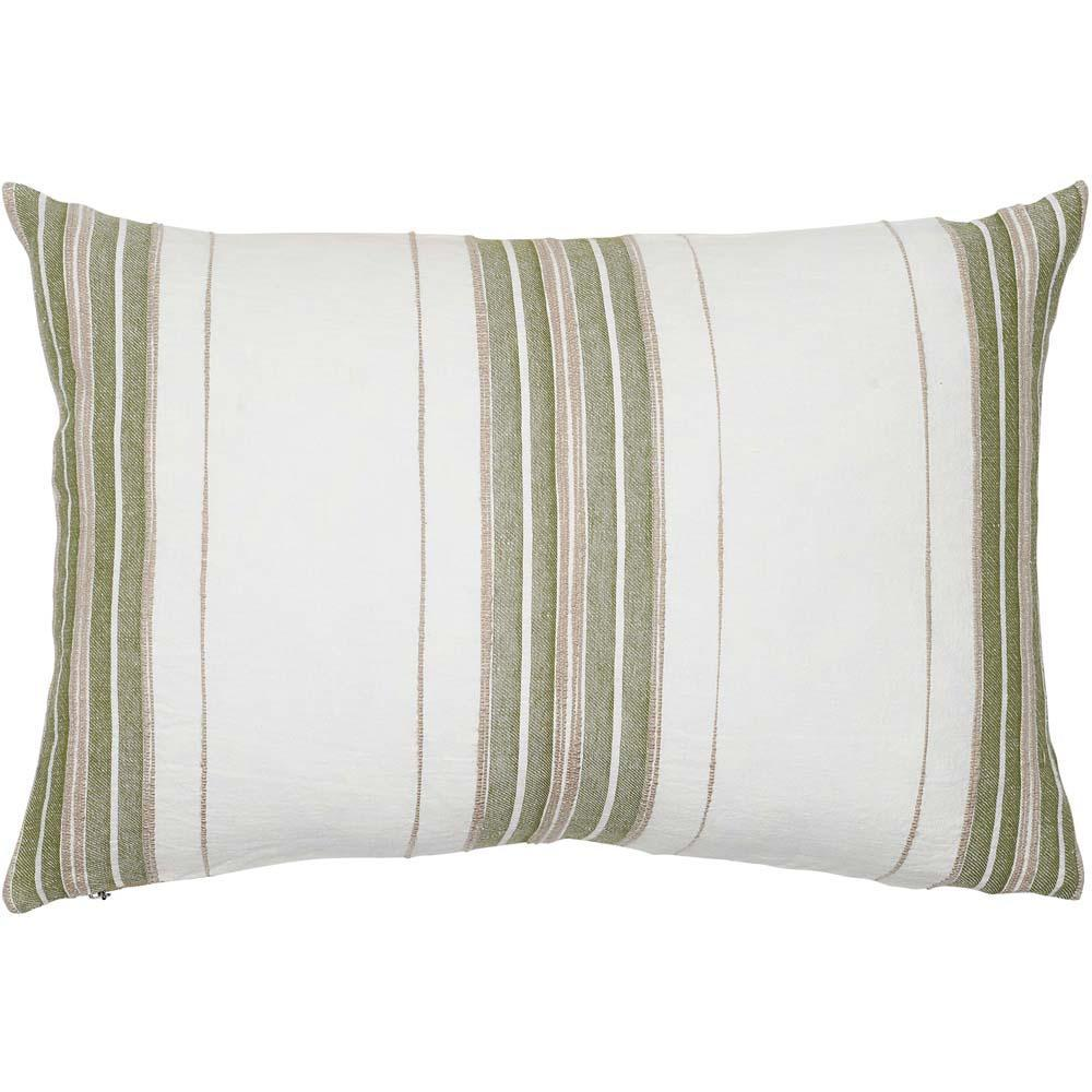 Oxford Stripe Sage 40cmx60cm