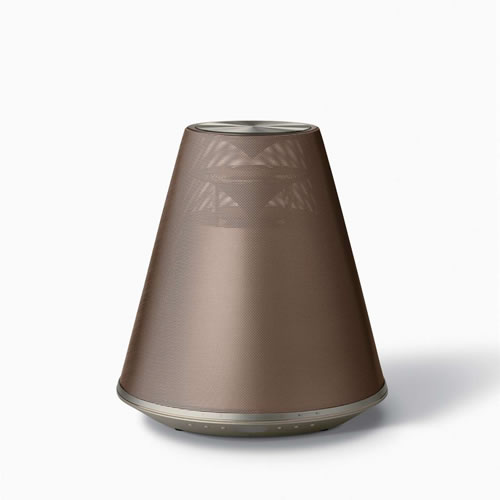 Yamaha Shelf Portable Speaker Bronze