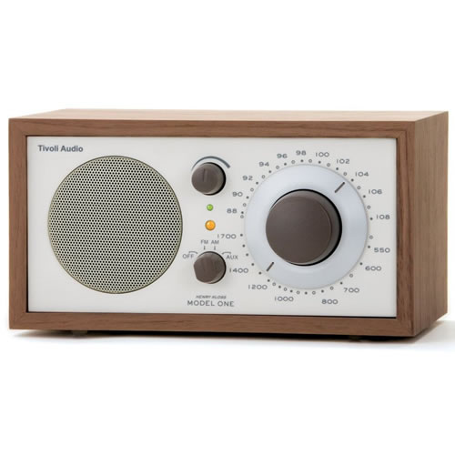 Tivoli Audio Model One BT Radio in Classic Walnut