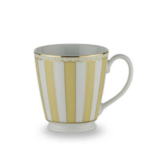 Carnivale Mug in Yellow