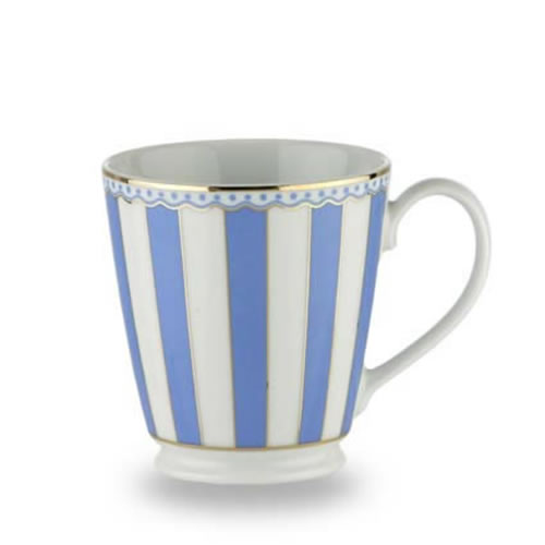Carnivale Mug in Blue