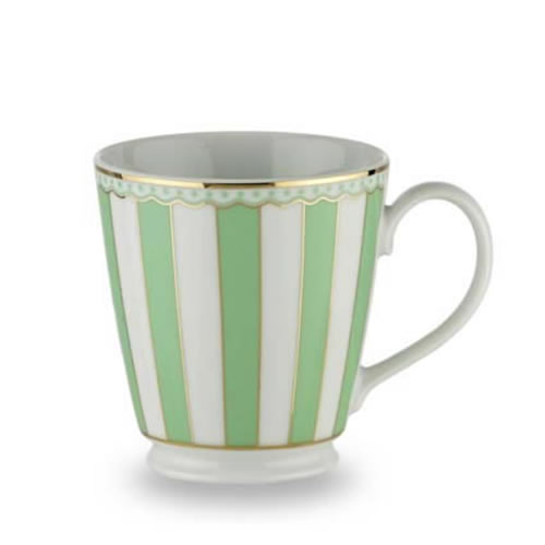 Carnivale Mug in Green