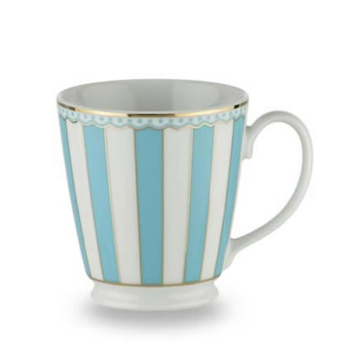 Carnivale Mug in Light Blue