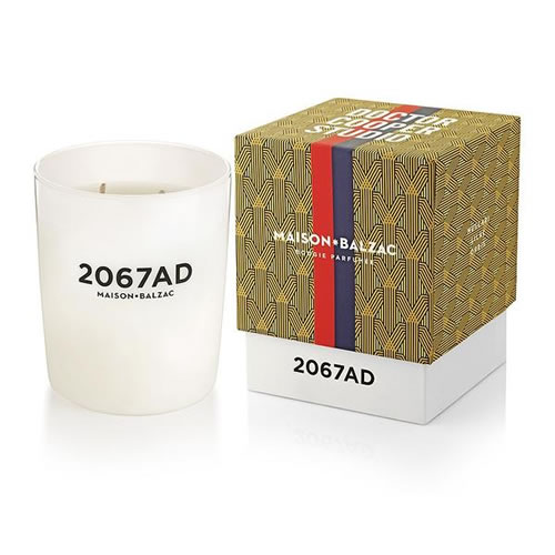 2067AD Large Candle