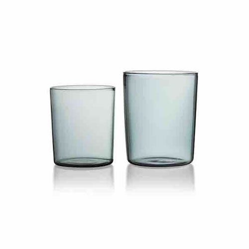 Large Smoke Tumbler Set