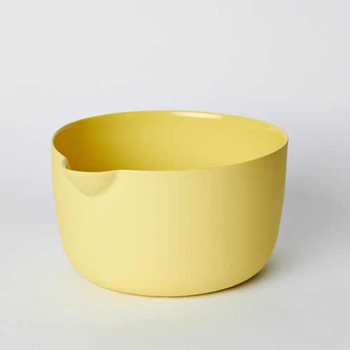 Mixing Bowl Large in Yellow