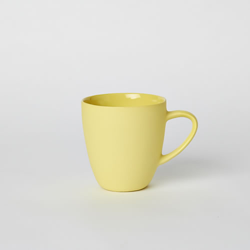 Mug in Yellow