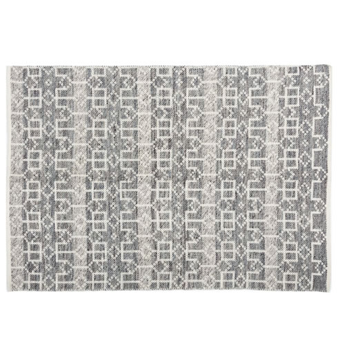 Marrakesh Patterned Wool Rug 200x300cm