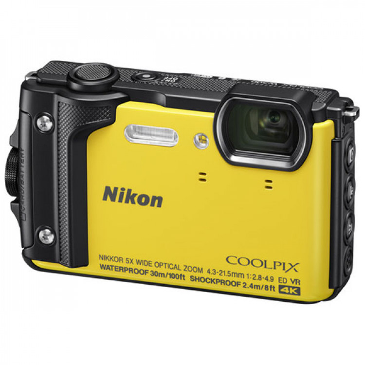 Nikon Coolpix W300 - Tough Kit - Yellow