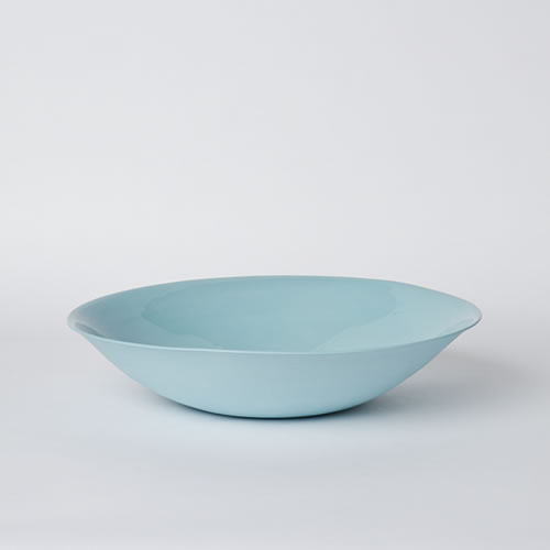 Nest Bowl Large in Duck Egg
