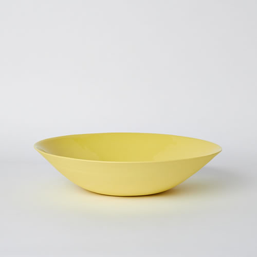 Nest Bowl Large in Yellow
