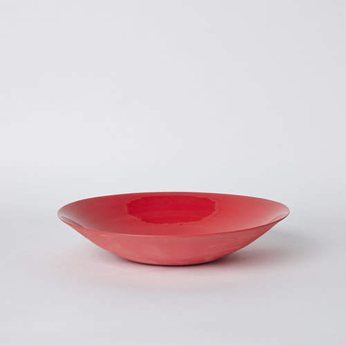 Nest Bowl Medium in Red