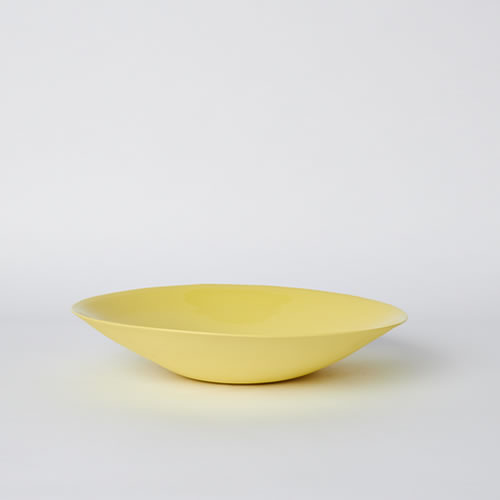 Nest Bowl Medium in Yellow
