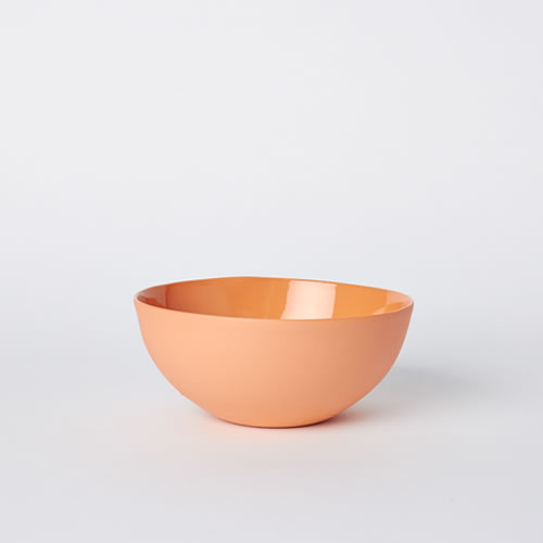 Noodle Bowl Cereal in Orange