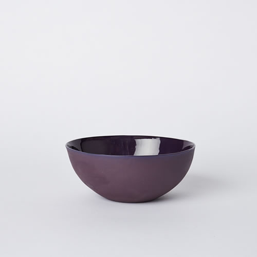Noodle Bowl Cereal in Plum