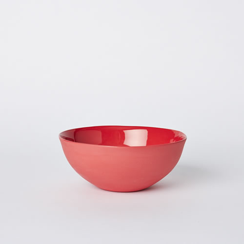 Noodle Bowl Cereal in Red