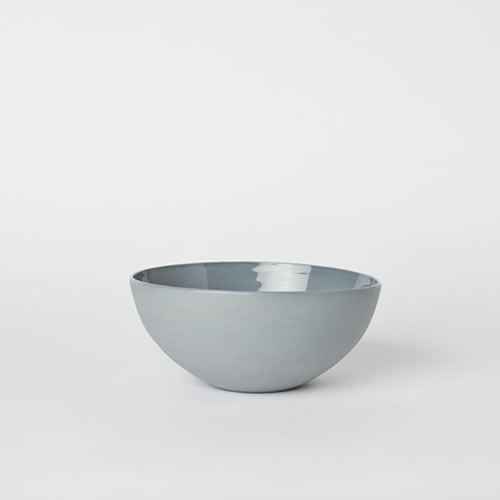 Noodle Bowl Cereal in Steel