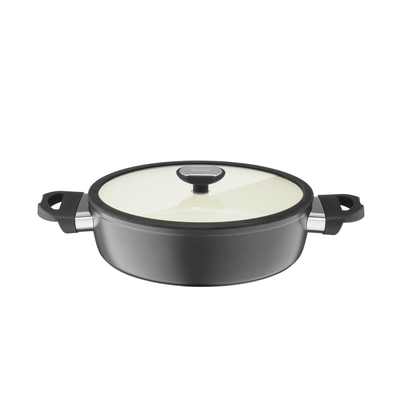 Berndes Smart 2 Handle Skillet 28cm + Lid