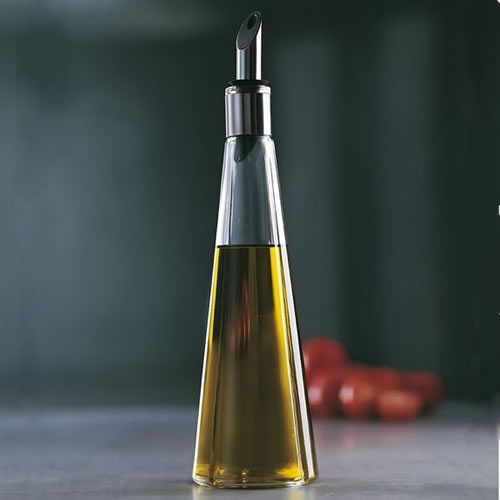 Glass Oil & Vinegar Pourer