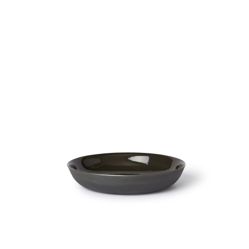 Pebble Bowl Cereal in Slate