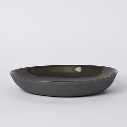 Pebble Bowl Large in Slate