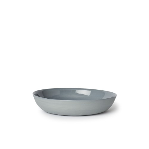 Pebble Bowl Medium in Steel