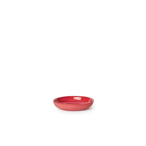 Pebble Bowl Small in Red