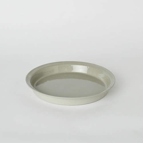 Pie Dish in Ash