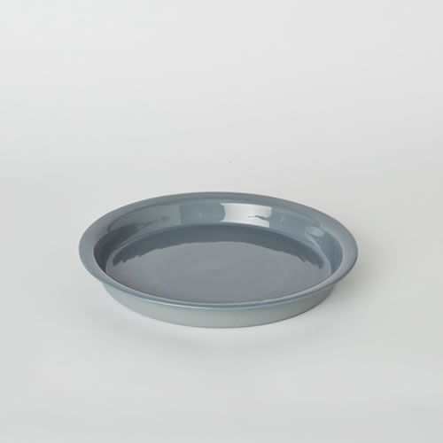 Pie Dish in Steel
