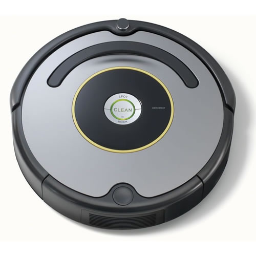 iRobot Roomba 630 Robot Vacuum in Grey