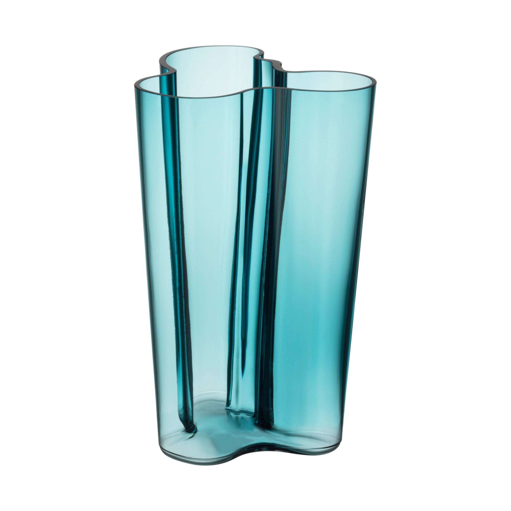 Aalto Vase 251mm Sea Blue